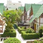 Un hotel diferente rodeado de naturaleza y paz