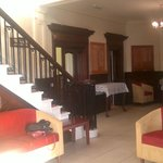 ground floor lobby