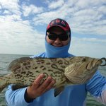 Grouper Fishing with Capt. Raul Montoro