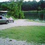 Boat Dock/ Lake