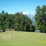 El volcan Villarrica