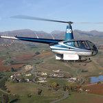 Marlborough Vineyards by Air