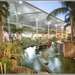 Gazebo Located at Garden Plaza Tamarindo Shopping Center.