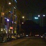 Zeng zeng hotel is just nearby