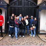 A Private Tour Visits St James Palace