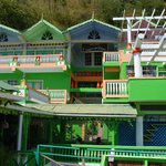 Villas des Pitons. Soufriere, St. Lucia