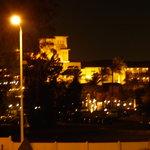 El Mena desde la terraza del Christo