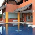 Presidential pool/suite