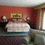 A very pretty suite