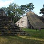 Escalinata de los Mayas