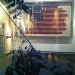flag from Iwo Jima