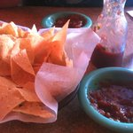 Taco Felix Yummy Chips & Salsa