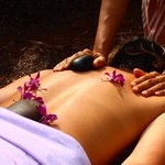 Professional onsite massage and spa treatments