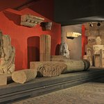 Musée d'Aquitaine, salle du Bordeaux Antique. Photo Lysiane Gauthier, mairie de Bordeaux