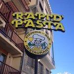 Rapid Pasta