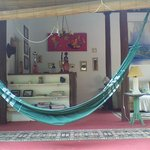Larissa 's and Geovanna 's hammock