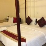 Triple sharing room - ideal for family