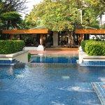 Regency Club and pool