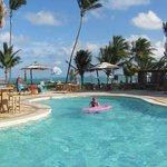 Private Pool close to beach