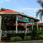 Bahama Breeze- across the street
