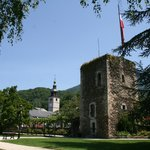 Tour Sarrasine du 12e siècle