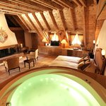 Titlis Suite with private whirlpool