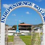 Square de l'indépendance - Vieux-Fort