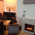 Lovely warming restaurant