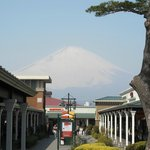 Mount Fuji from East Zone
