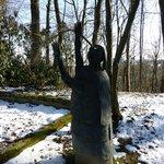 Heinrich-Kirchner-Skulpturengarten am Burgberg