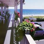 Sandpiper Beachfront Motel-bild