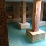 Water Feature/Gym