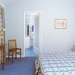 Petite chambre bleue n°2