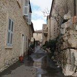 Street in Gourdon