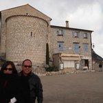 Gourdon Castle