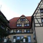 Prinzhôtel à Rothenburg Alllemagne