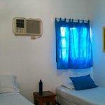 Habitación 3 (Triple. Cama matrimonial + cama individual )