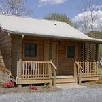River Trail Cabins Foto