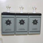 Shower soaps