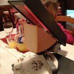 appareil a raclette typique