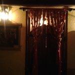 cortina do banheiro