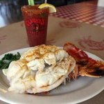 Lobster & Bloody Mary!