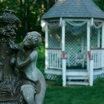 BackGarden Gazebo & Fountain