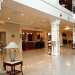 Hotel reservations area