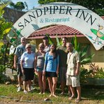 We met some wonderful new friends at the Sandpiper!