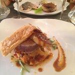 thon au foie gras