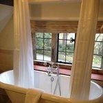 nice romantic bath !