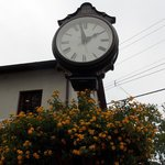 Every town has a clock