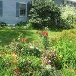 Centennial House Flower Gardens