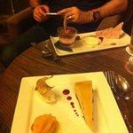 Desserts to die for......num num